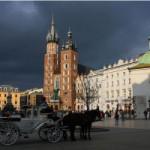 Szybki rozwój Krakowa na pierwszym planie